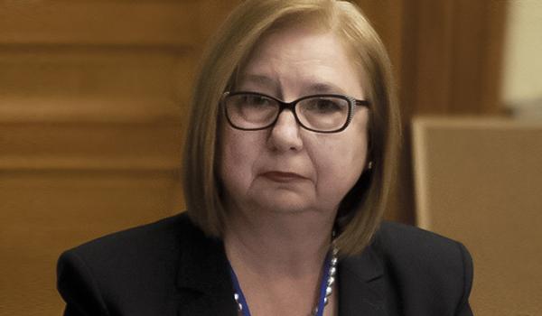 Лияна Аджарова, председател на Асоциацията на българските енергийни агенции