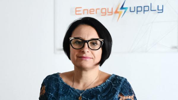 Соня Николова-Кадиева, председател на УС на Асоциация свободен енергиен пазар