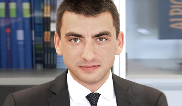 Мартин Георгиев, председател на УС на Асоциацията на търговците на електроенергия в България