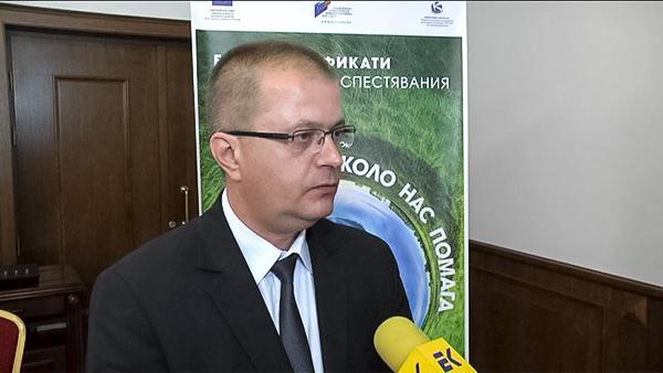 Ивайло Алексиев, изпълнителен директор на Агенцията за устойчиво енергийно развитие