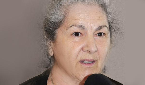 проф. Анна Аладжаджиян, председател на Националната асоциация по биомаса