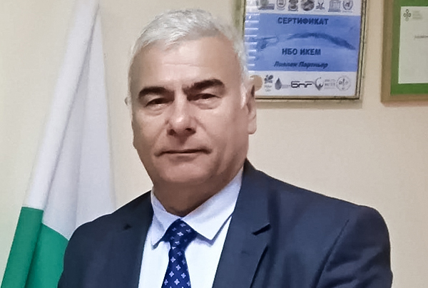 Илия Левков, председател на УС на Индустриален клъстер Електромобили